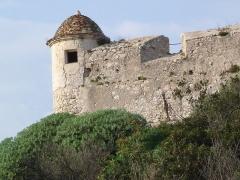 Fort du Mont-Alban -  Fort du Mont Alban entre Nice et Villefranche-sur-mer