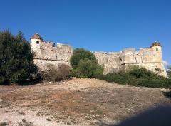Fort du Mont-Alban - Français:   Fort du Mont Alban