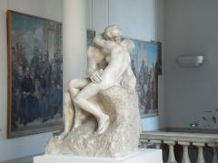 Musée des Beaux-arts Jules Chéret - Deutsch:   Der Kuss von A. Rodin. Musée des Beaux-Arts de Nice