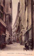 Palais Lascaris - English: Nice. Palais Lascaris. Postcard, c. 1910. Publisher: Neurdein Frères. Paris.