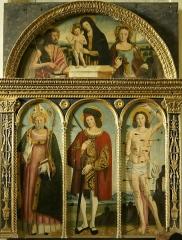 Eglise paroissiale Saint-Dalmas -