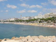 Hôtel Carlton -  Cannes plage