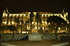 Hôtel Carlton -  Cannes, France