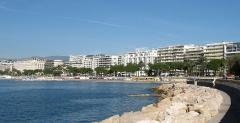 Hôtel Carlton -  Cannes, la Croisette, France