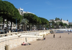 Hôtel Carlton -  Cannes, la plage et la croisette, France