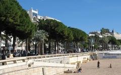 Hôtel Carlton -  La Croisette, Cannes, France