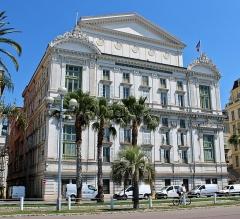 Opéra - English: Opéra de Nice