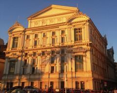 Opéra - Deutsch: Die Südfassade der Oper Nizza