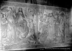 Ancien archevêché, puis Musée des tapisseries et théâtre -