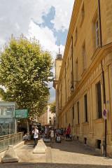 Hôtel de ville - Deutsch: Rathaus von Aix-en-Provence, Nordfassade
