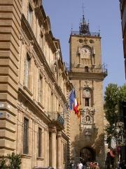 Hôtel de ville -  Aix en Provence