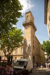 Hôtel de ville - English: Tower in Aix-en-Provence