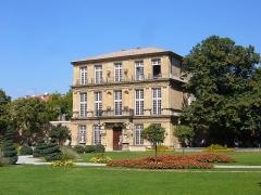 Pavillon de Vendôme (ou de la Molle) - Deutsch: Der Pavillon de Vendôme in Aix-en-Provence