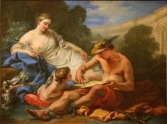 Prieuré des Hospitaliers de Saint-Jean-de-Malte, actuellement Musée Granet - French painter