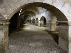 Forum - English: Cryptoportiques d'Arles