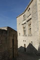 Hôtel de ville - English: Les Baux-de-Provence (Bouches-du-Rhône, France)