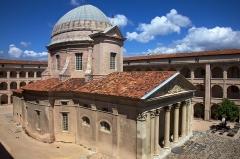 Chapelle et hospice de la Vieille Charité -  Chapelle de l'hospice de la Vieille Charité à Marseille