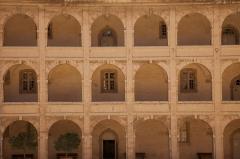 Chapelle et hospice de la Vieille Charité - Détail Hospice de la Vieille Charité à Marseille