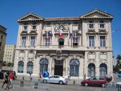 Hôtel de ville - Čeština: Marseille