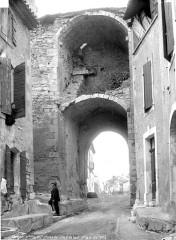 Porte de ville Sainte-Anne -