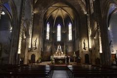 Eglise Saint-Laurent - Nederlands: Église Saint-Laurent - Salon-de-Provence 23-05-2018 11-20-00