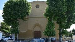 Eglise Saint-Laurent - Nederlands: Église Saint-Laurent - Salon-de-Provence 23-05-2018 11-38-59