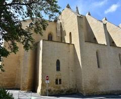Eglise Saint-Laurent - Nederlands: Église Saint-Laurent - Salon-de-Provence 23-05-2018 11-41-13