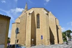 Eglise Saint-Laurent - Nederlands: Église Saint-Laurent - Salon-de-Provence 23-05-2018 11-42-03