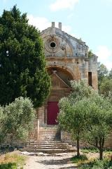 Chapelle et Tour Saint-Gabriel - Deutsch:   Die Kapelle Saint Gabriel in Tarascon