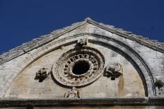 Chapelle et Tour Saint-Gabriel - Deutsch:   Kapelle Saint Gabriel in Tarascon
