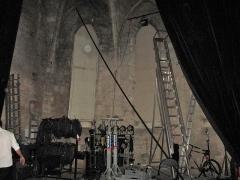 Théâtre municipal - English: Interior of Théâtre de Tarascon