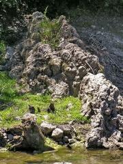 Aqueduc antique (restes de l') - restes du pont du vallon de Serminier