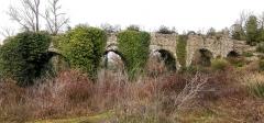 Aqueduc antique (restes de l') - pont de l'Esquine
