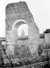Porte Dorée -