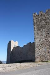 Château - Deutsch: Schloss und Befestigung in Hyères
