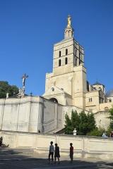 Cathédrale Notre-Dame-des-Doms - English: Notre-Dame des Doms cathedrale in Avignon