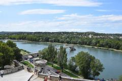 Chapelle et pont Saint-Bénézet - Français:   Pont Saint-Bénézet