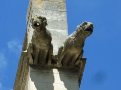 Eglise Saint-Martial, devenue Temple Protestant - Français:   Temple Saint Martial