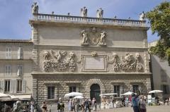 Hôtel des Monnaies - Deutsch: Avignon, Münzprägeanstalt