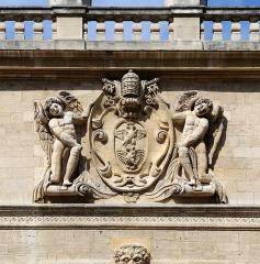 Hôtel des Monnaies - English: Monuments historiques in Avignon