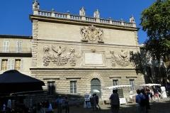 Hôtel des Monnaies - English: The Mint (Hotel des Monnaies)