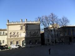 Hôtel des Monnaies -  Hôtel des Monnaies (Avignon)