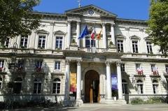 Hôtel de ville - English: Town Hall (Hotel de Ville)