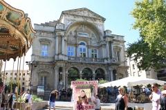 Théâtre municipal -  Aviñón (Avignon - Francia)