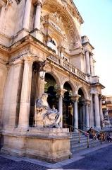 Théâtre municipal -  Theatre-Opera of Avignon.