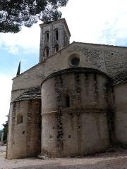 Chapelle de Notre-Dame-d'Aubune -  Chapelle Notre-Dame d'Aubune