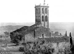Chapelle de Notre-Dame-d'Aubune -