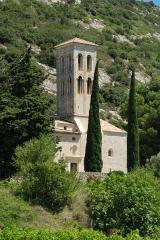 Chapelle de Notre-Dame-d'Aubune - Français:   France - Provence - Vaucluse - Notre-Dame d\'Aubune
