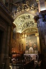 Ancienne cathédrale, puis église paroissiale Saint-Véran - Français:   Vue générale de la chapelle Saint-Véran