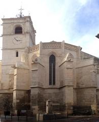 Eglise paroissiale Notre-Dame-des-Anges - Deutsch:   Église Notre-Dame-des-Anges, Dezember 2017